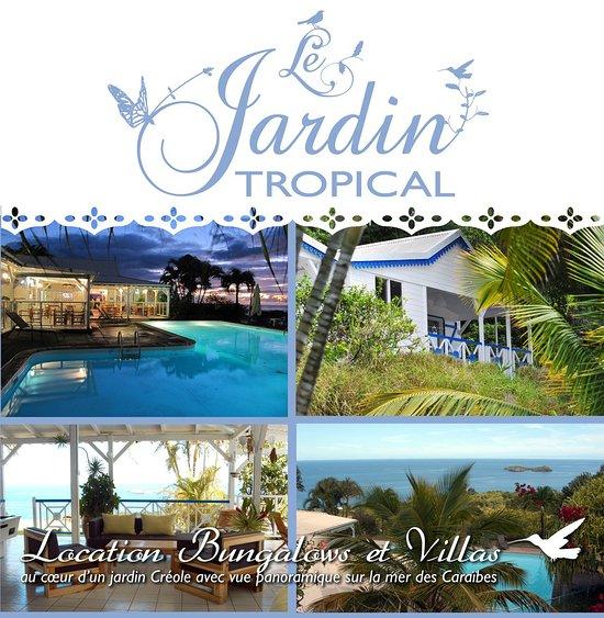 Le Jardin Tropical Prices Hotel Reviews Guadeloupe Bouillante