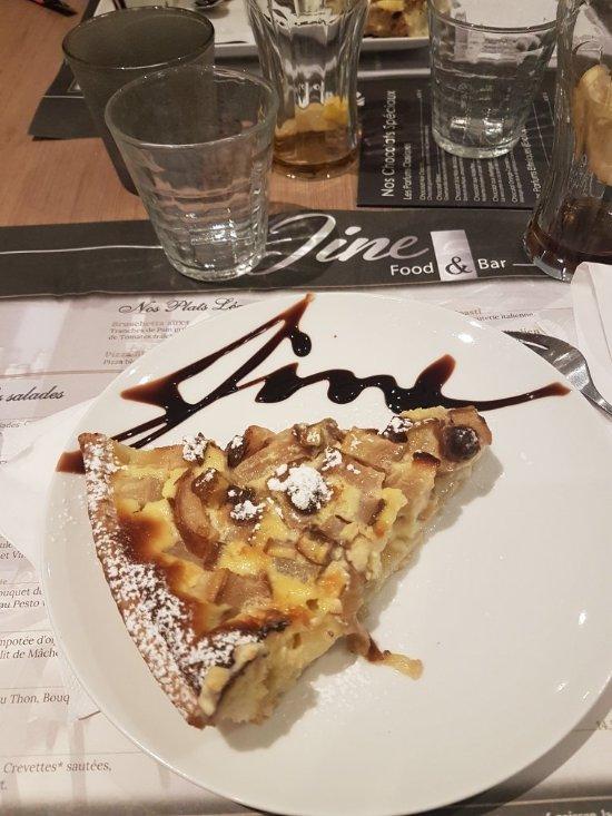 Jine food bar forbach restaurant bewertungen for Food and bar jine forbach