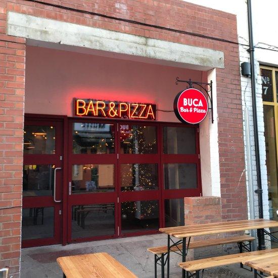 The Wellington Pizza Pub Kingston Upon Hull Restaurant