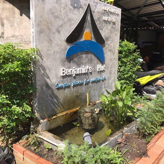 Benjamin Hotel Spa Reviews