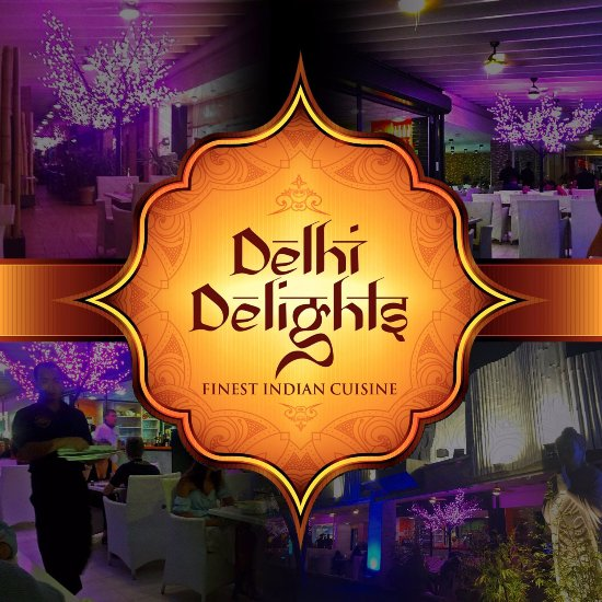 Delhi Delights C C Hotel Vulcano Playa De Las Americas Menu