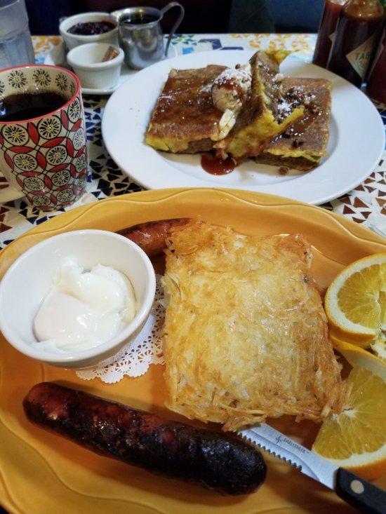 Morning Glory Cafe Ashland Menu