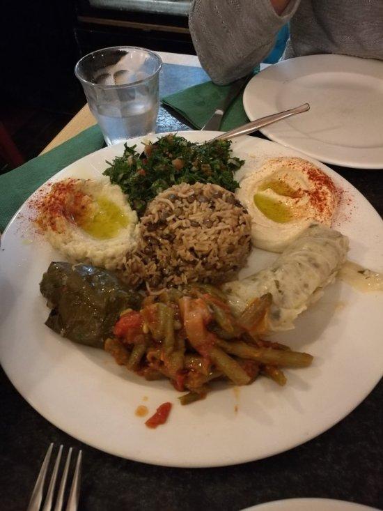 Lebanese Restaurant Victoria Park