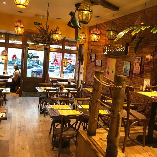 Desperados Restaurant Angel London Islington Menu Prices Restaurant Reviews Order Online Food Delivery Tripadvisor