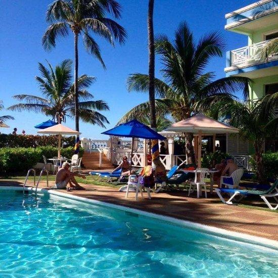 Dover beach hotel barbados - Review of Dover Beach Hotel ...
