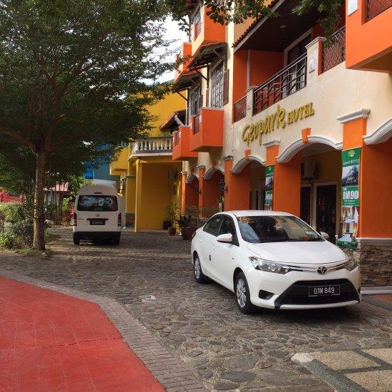 GeoPark Hotel, Pantai Kok, Malaysia - Booking.com