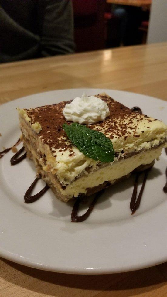 Tavola Italian Restaurant Bentonville Ar Menu