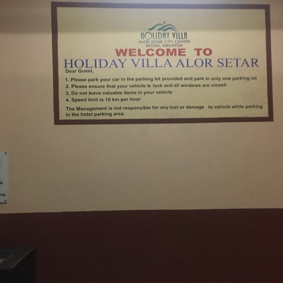 holiday villa alor setar hotel reviews malaysia kedah rh tripadvisor com