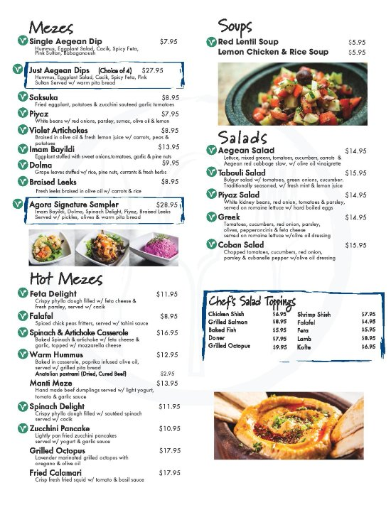 Agora Mediterranean Kitchen West Palm Beach Restoran Yorumlar Tripadvisor