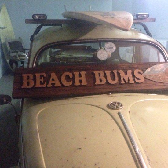 Beach Bums Dijembe