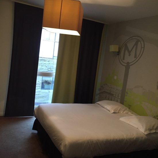 Lagrange city apart 39 hotel paris boulogne boulogne for Appart hotel boulogne billancourt