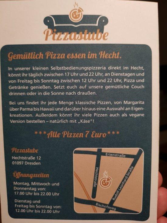 Pizzastube Dresden Restaurant Bewertungen Telefonnummer Fotos