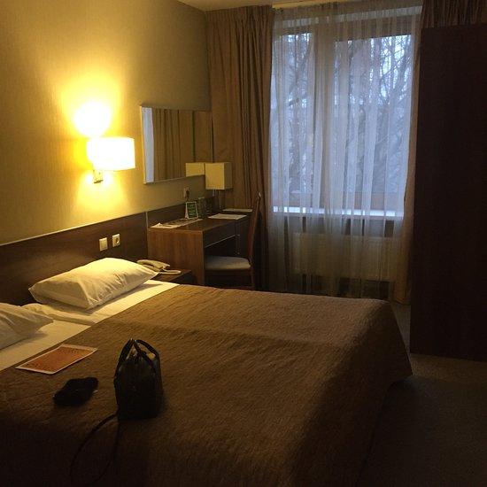 De Hotel Moscow