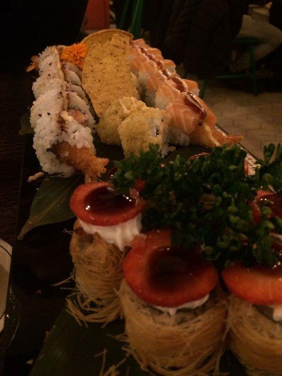 Copacabana brazilian sushi mil n navigli fotos - Sushi porta ticinese ...
