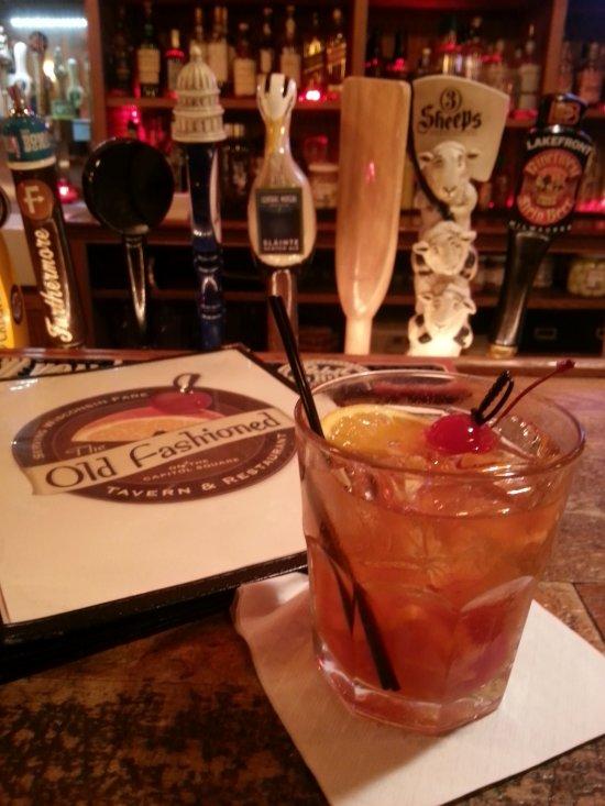 Old Fashioned Restaurant Madison Menu