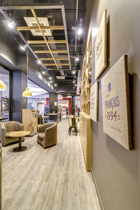 Columbus caf co bois s nart cesson ulasan restoran - Centre commercial cesson ...