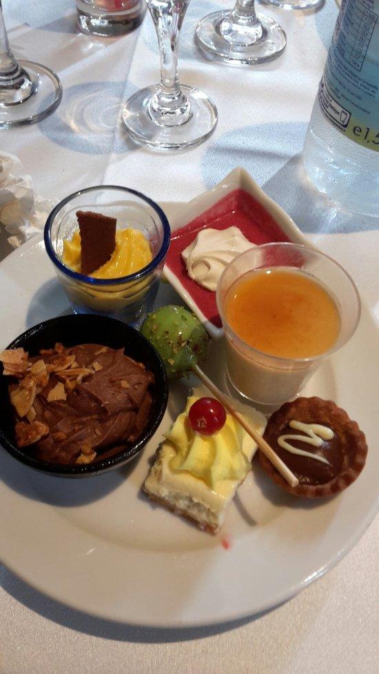 La marmite du pecheur saint philippe restaurant avis for La cuisine de philippe menu