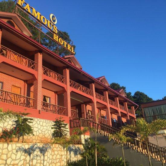 Famous hotel kalaw birmanie myanmar voir les tarifs for Tarifs hotel