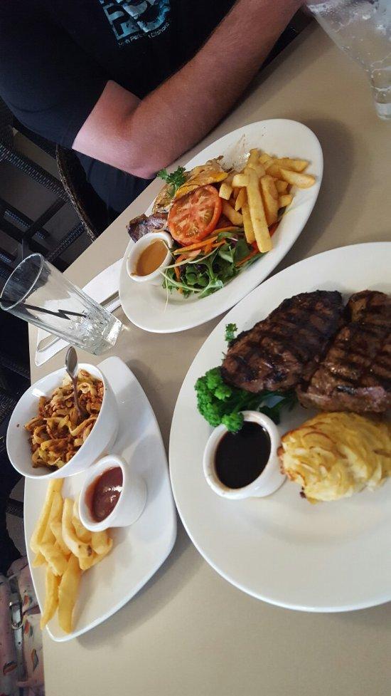 Best Lunch Restaurant Townsville
