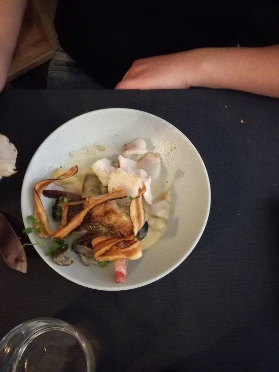 G A Saint Andre Sur Orne Restaurant