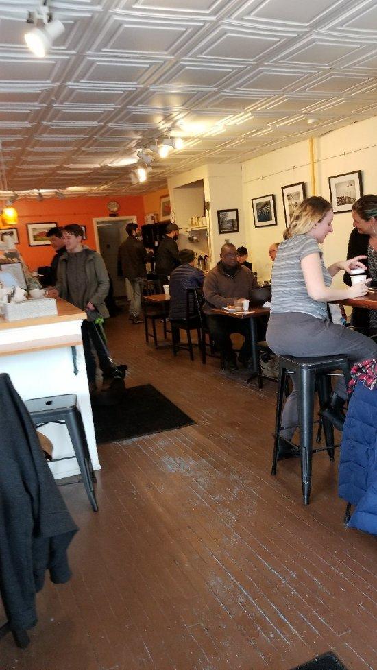 Black Cat Cafe Portland Maine
