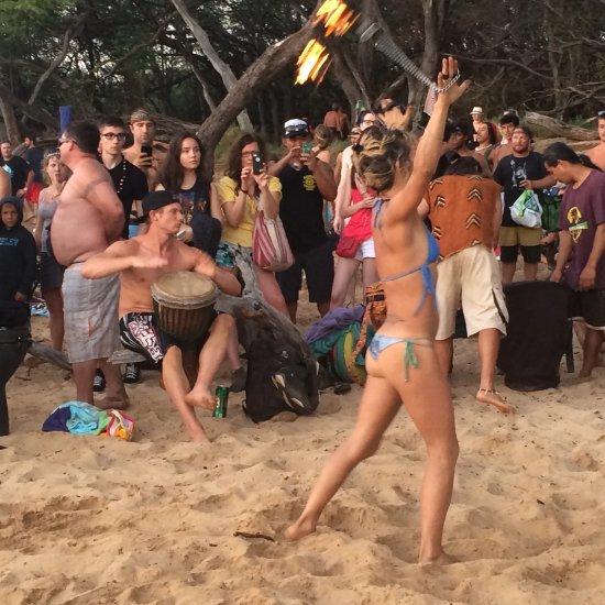 Titusville Florida Nude Beach