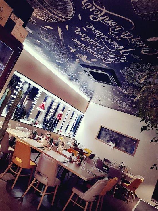 La chance c t bistrot cavaillon restaurant avis - Restaurant carte sur table cavaillon ...