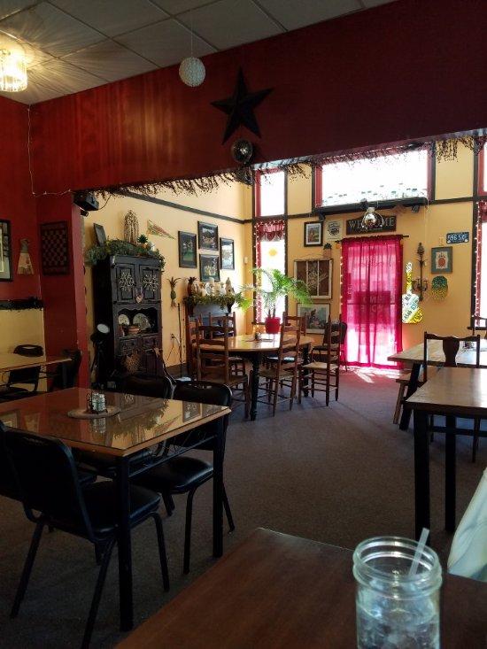 The Pineapple Tea Room Coffee Shoppe Cumberland Gap Tn