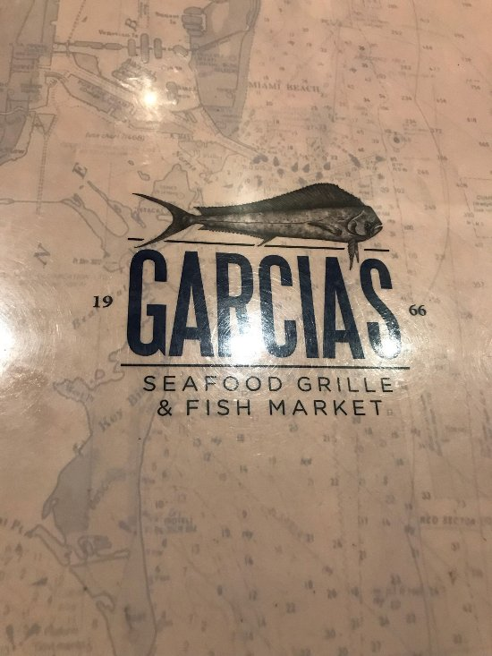 Garcia seafood grille miami downtown menu prices for Fish river grill menu