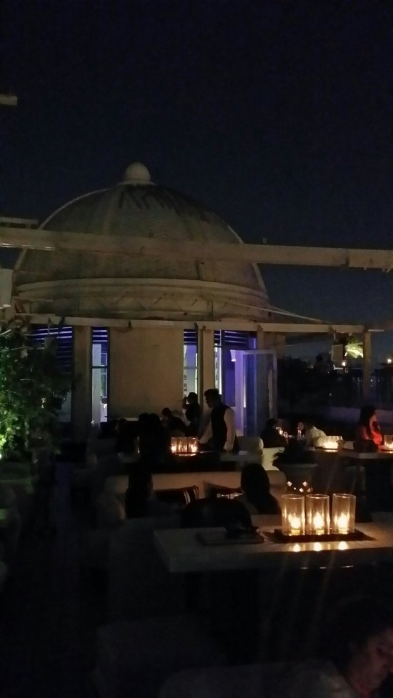 Dome Restaurant Mumbai Reviews