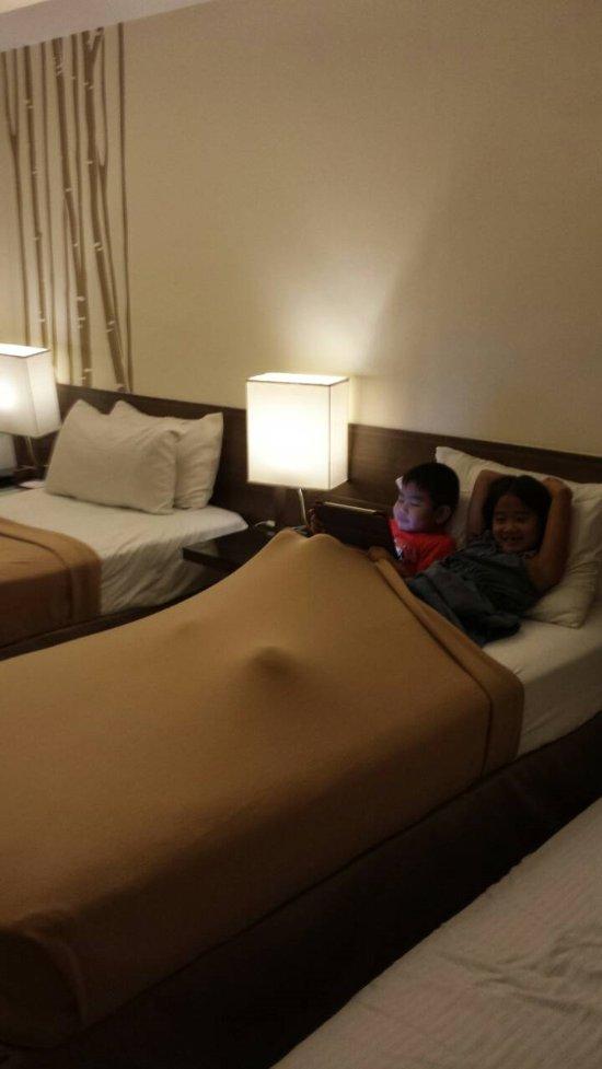 Selah Garden Hotel Rooms