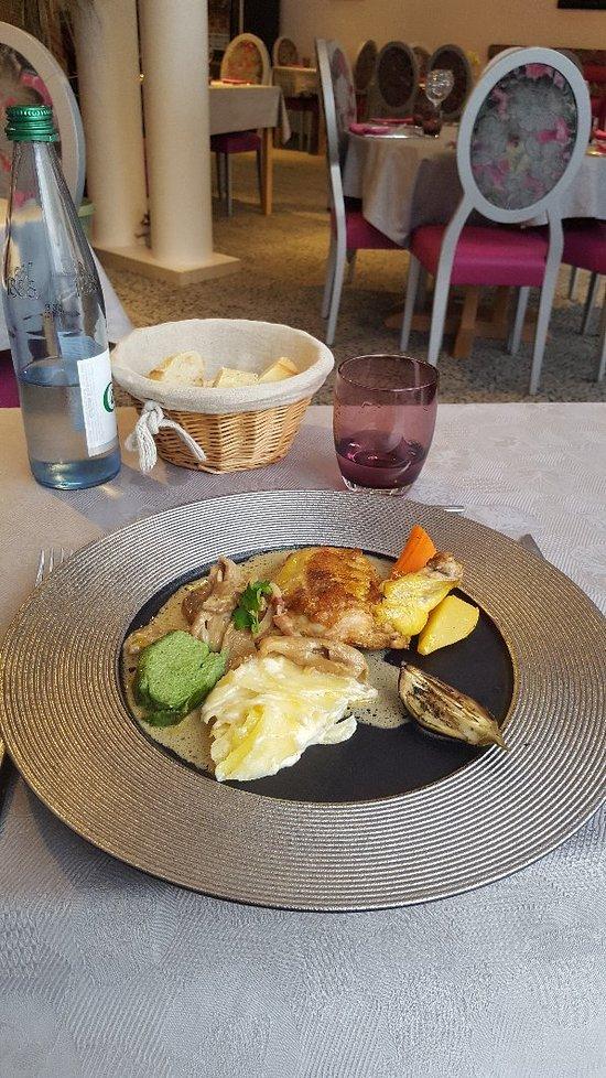 Restaurant Gastronomique Raon L Etape