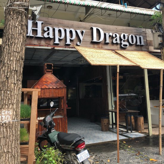 Happy Dragon Farm - Canteen style, Phnom Penh - Restaurant