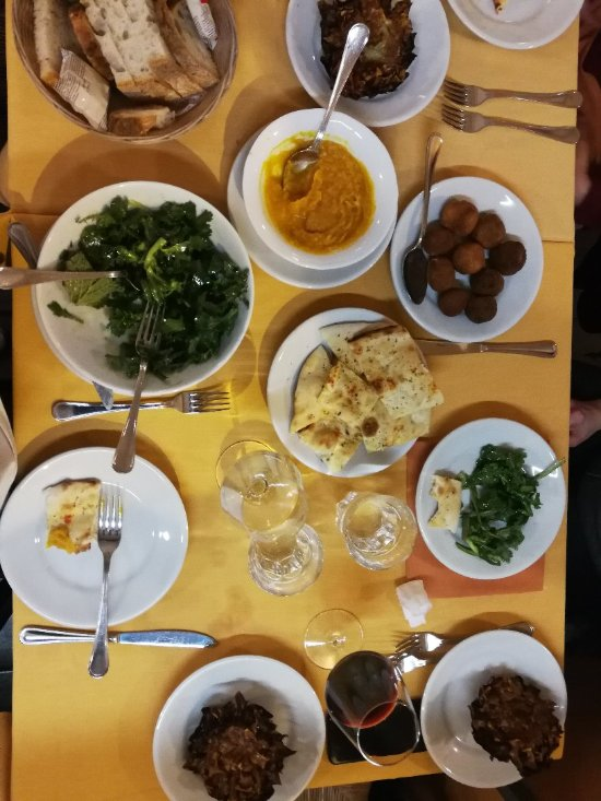 Piatto romano rom restaurantanmeldelser tripadvisor for Piatto romano