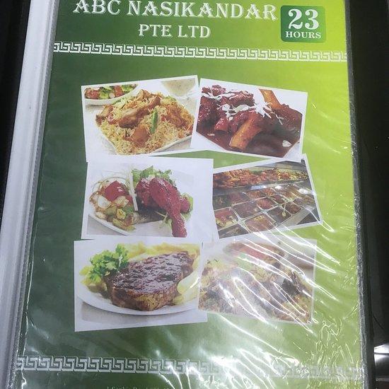 ABC Nasi Kandar Pte Ltd, Singapore - Central Area/City Area