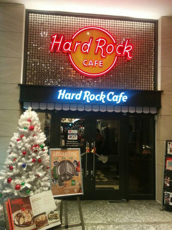 Hard Rock Cafe Tokyo Ueno Taito Tokyo Japan