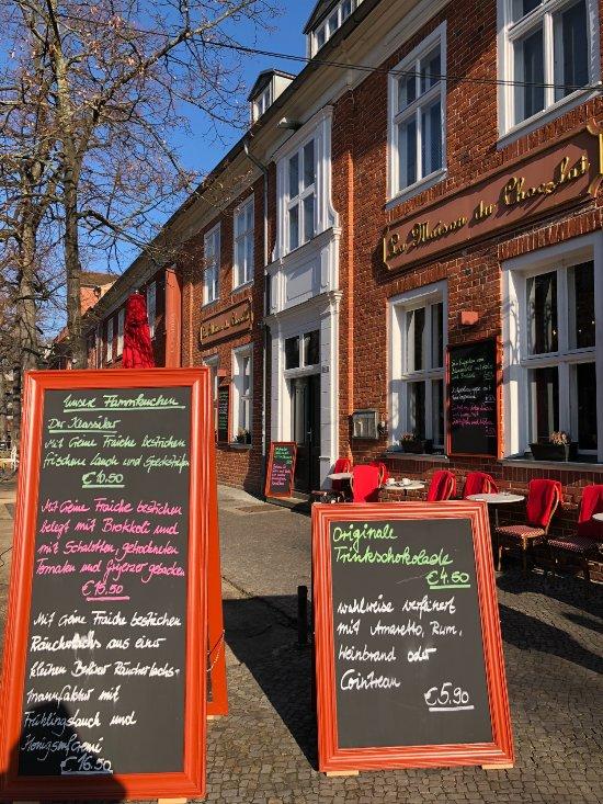 Horaires La Maison Du Bon Cafe