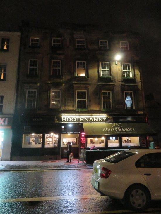 Glasgow Hootenanny - Bar & Restaurant - Fotos, Número de Teléfono y ...