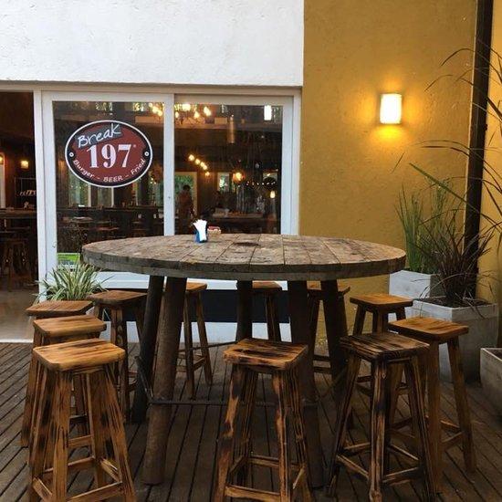 Break 197 Pinamar Av Olimpo 657 Restaurant Reviews