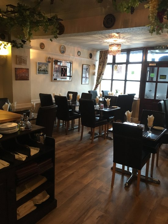 Greek Restaurant Hoylake