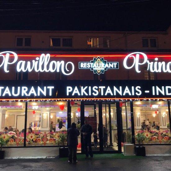 Pavillon Prince Chennevieres Sur Marne Restaurant Avis Photos