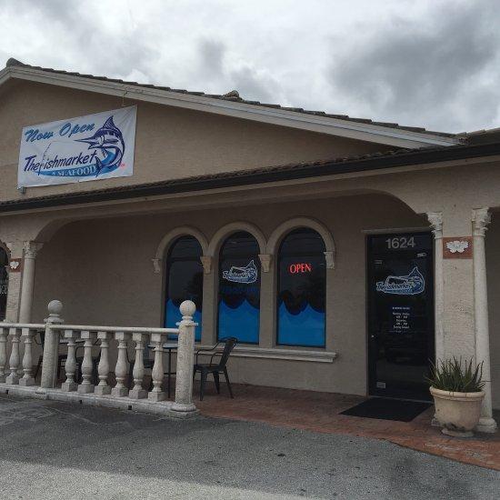 Port St Lucie Hotel: The Fishmarket & Seafood, Port Saint Lucie