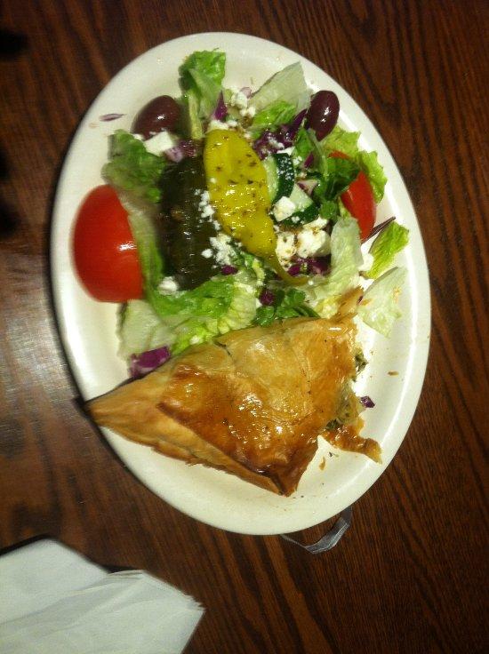 Athena restaurant st augustine menu prices for Athena mediterranean cuisine