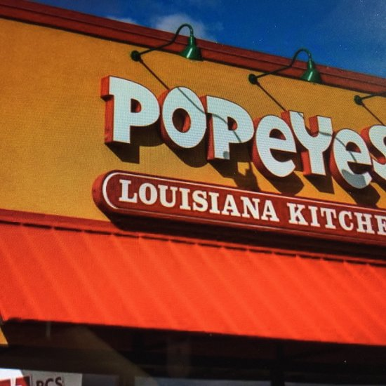 Popeyes Louisiana Kitchen Owings Mills Restaurant Reviews