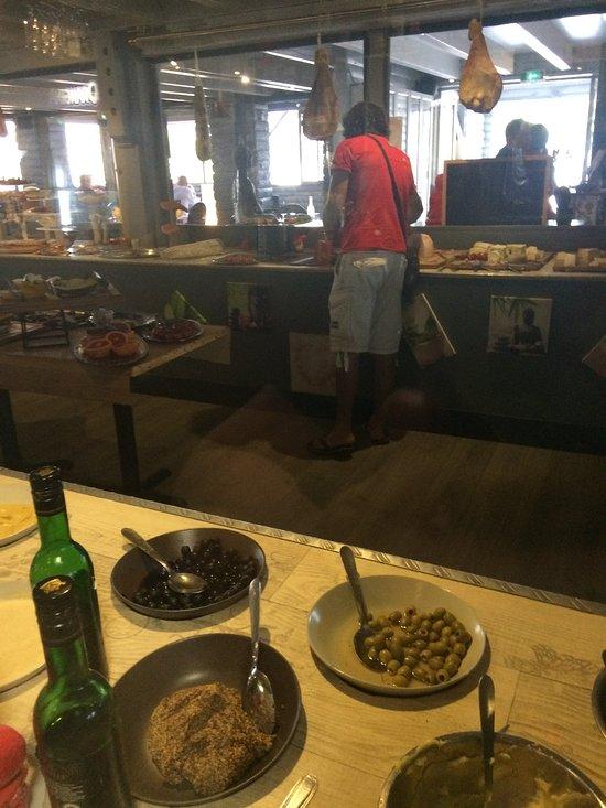 Restaurant Espada Buffet Saint Jean De Vedas