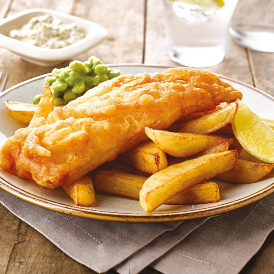Kuche Fish And Chips: Barton Fish & Chips, Barton-le-Clay