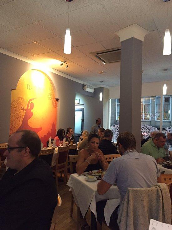 Indian Restaurant Quayside Newcastle Upon Tyne