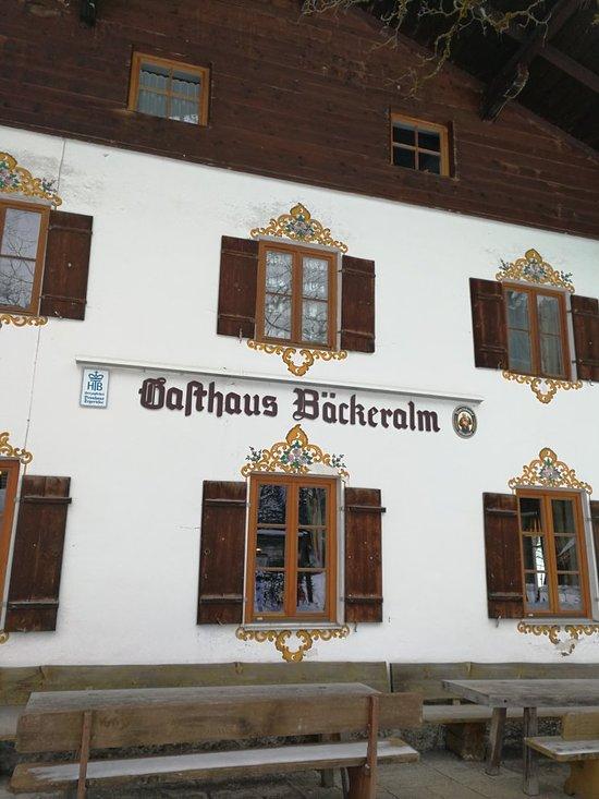 Gasthof Baeckeralm