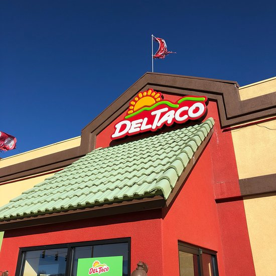 Del Taco Colorado Springs 1645 Space Center Dr Restaurant