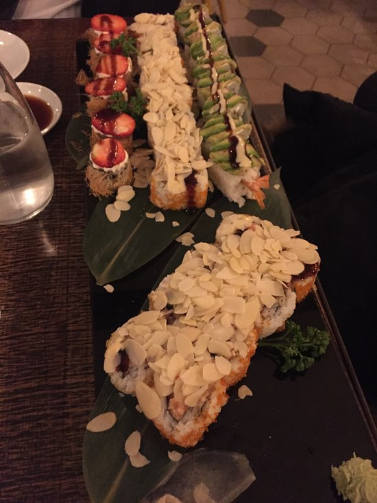 Copacabana darsena milano navigli ristorante - Sushi porta ticinese ...